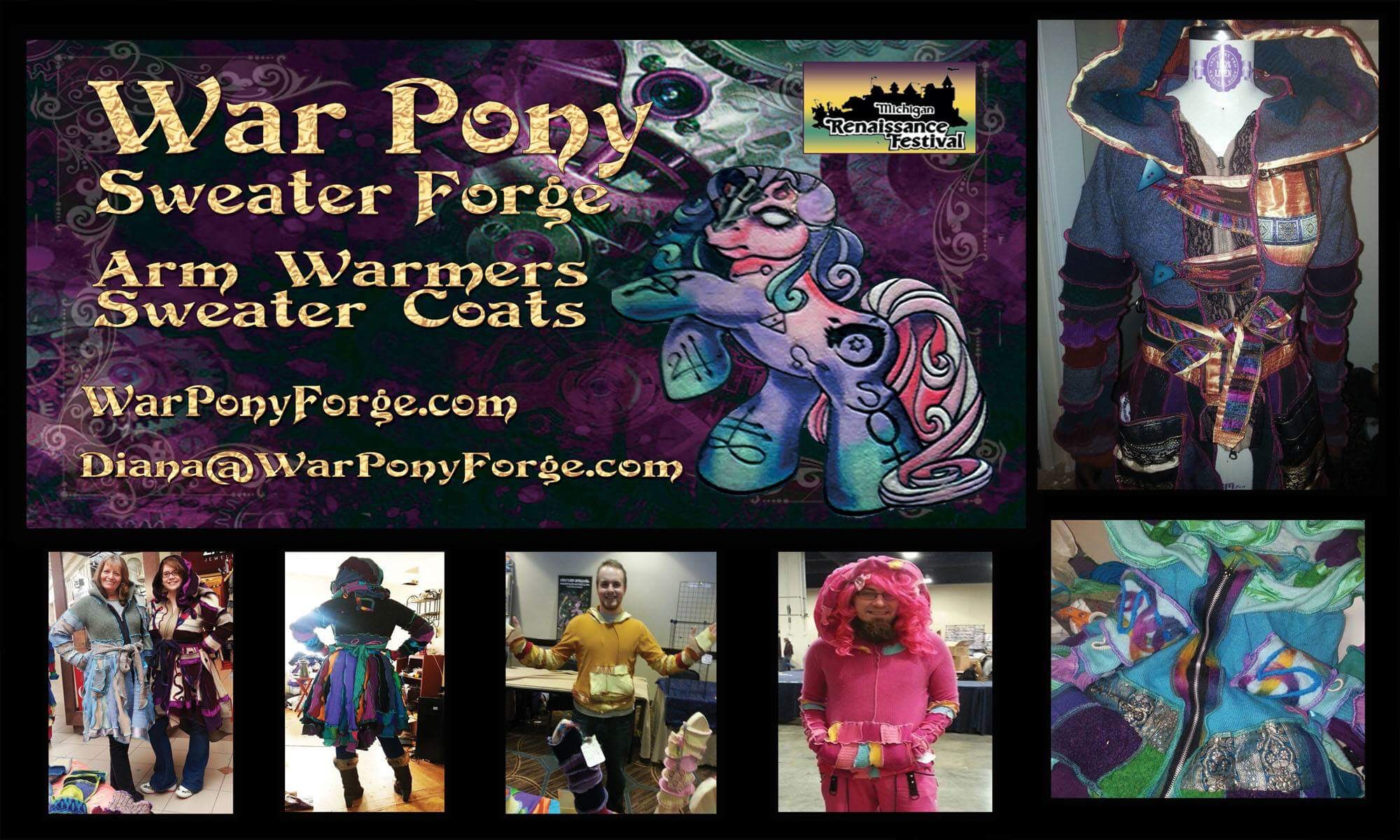 Warpony Forge